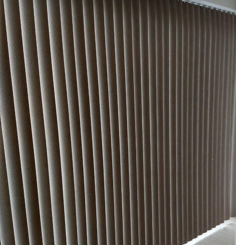 Persiana PVC Premium Decorada