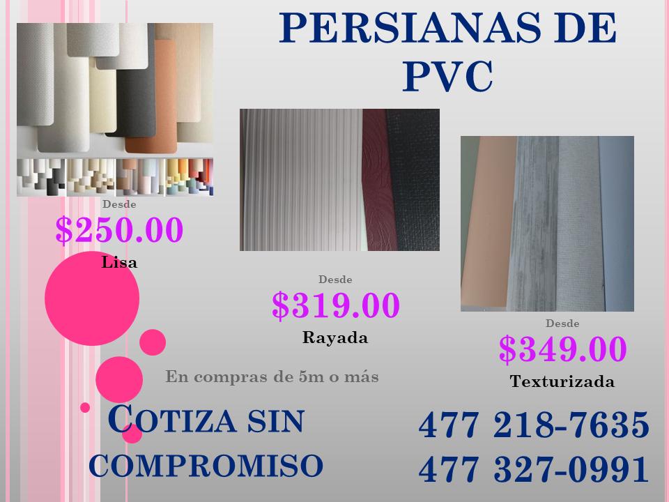 Promocion PVC Valtierra