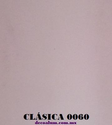 CLASICA 0060