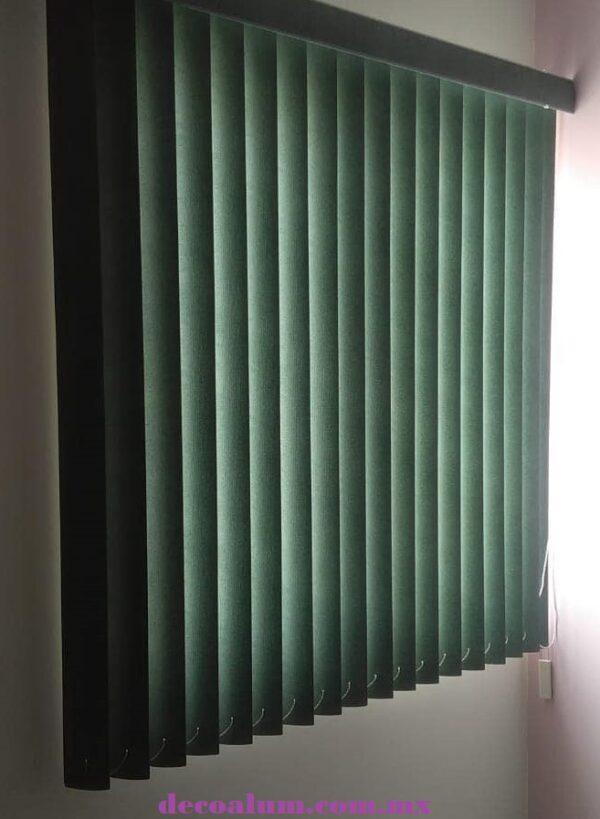 Persiana PVC Emerald